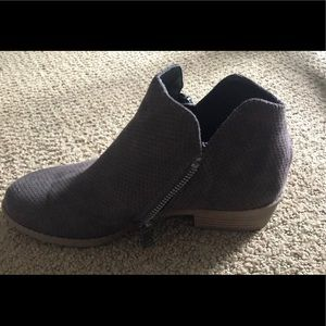 Shoes - Women's Ankle boots- worn once